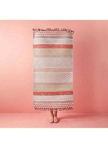 Bella Maison 80x150 Dusty Pink Kilim Somon